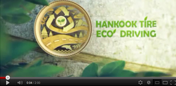 Hankook Green video Eco driving