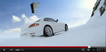 Hankook Winter video 2012